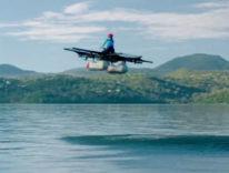 Larry Page scommette sulle auto volanti