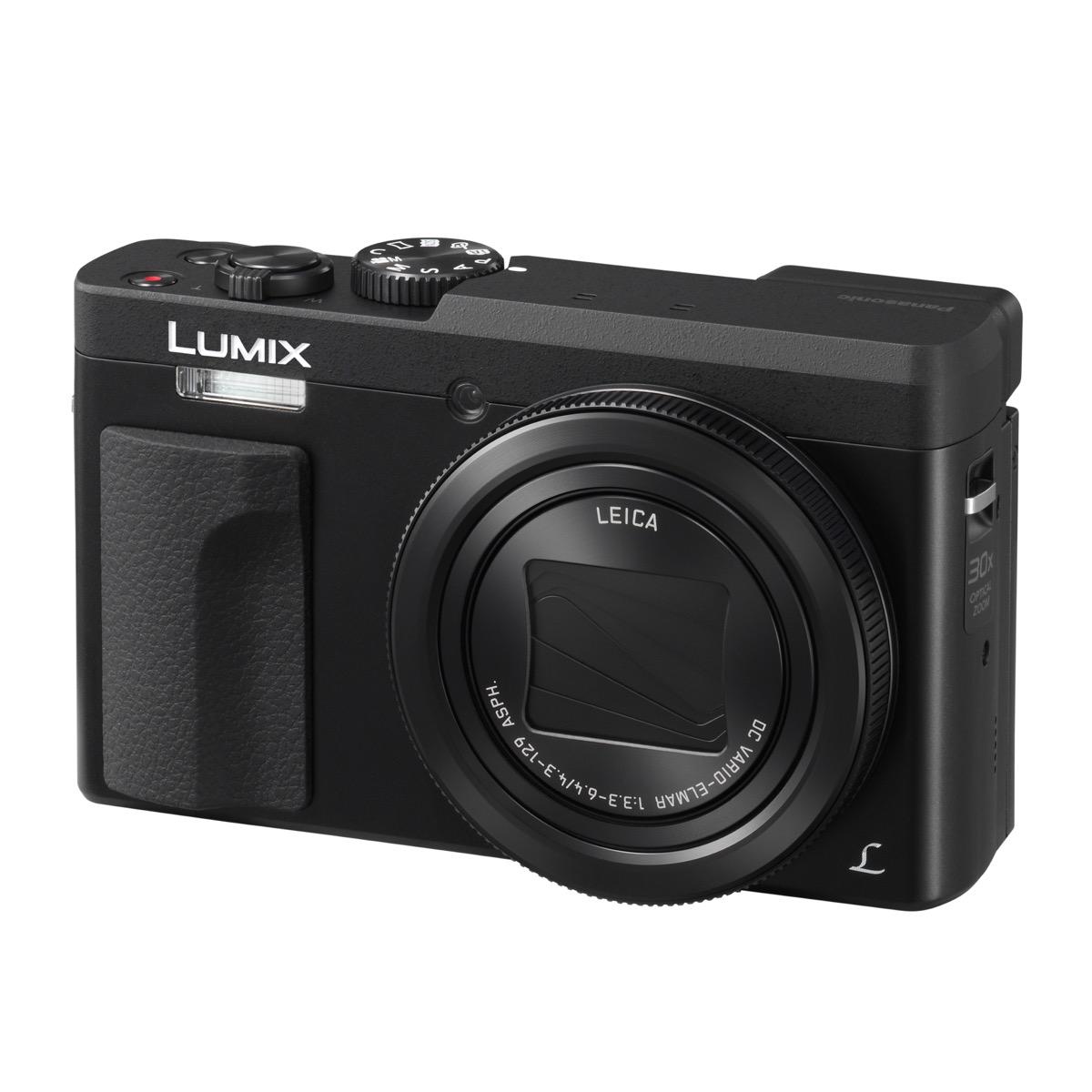 Lumix Tz90 La Compatta 4k Che Estrae Fotogrammi In Hd Dai