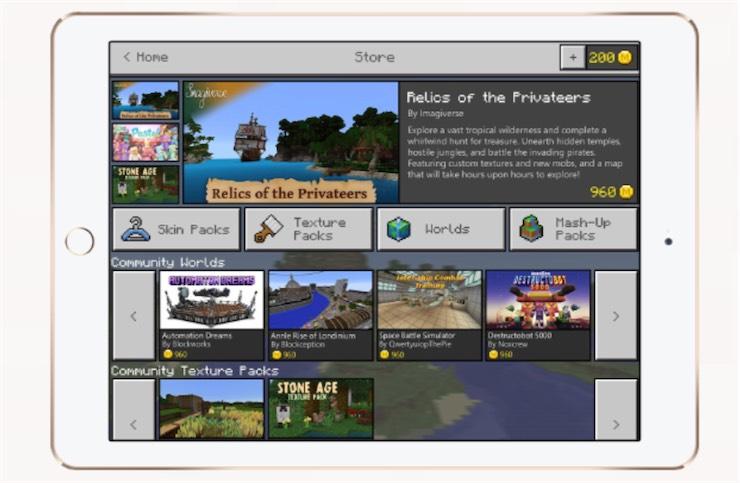 Minecraft Marketplace 2