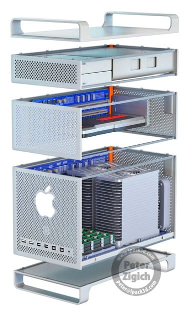 Concept di Mac Pro modulare