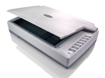 scanner A3 OpticPro A320