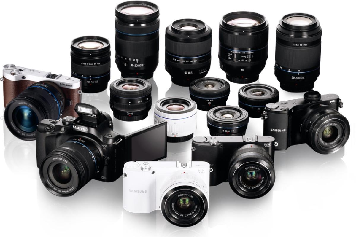 Samsung addio fotocamere