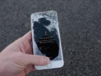 Nemmeno 12 chili di esplosivo fermano iPhone 7 rosso