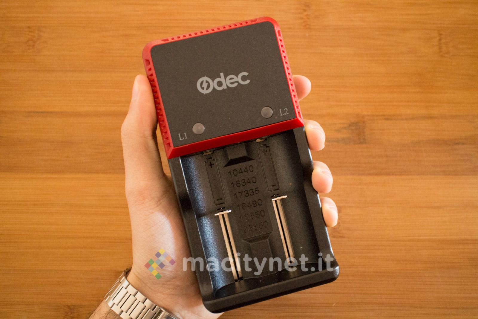 Batterie Odec