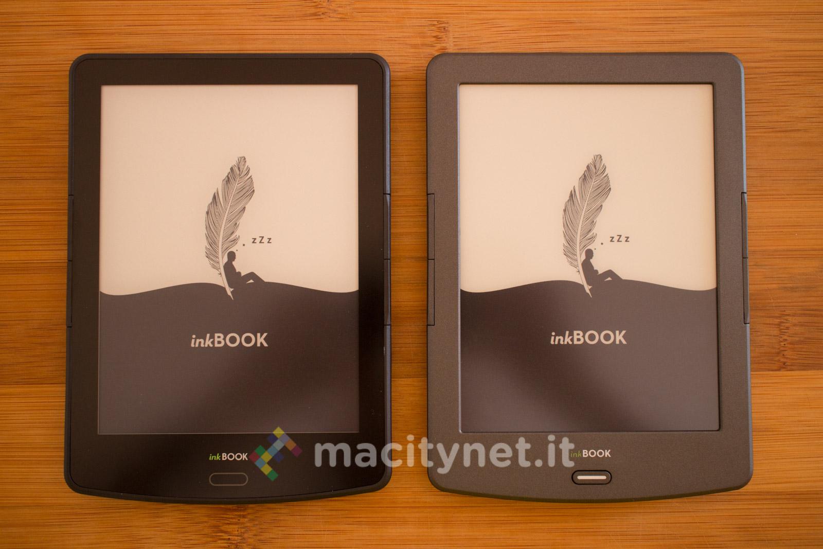 Recensione inkBOOK Prime