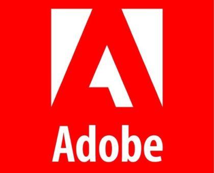 adobe logo icona 740