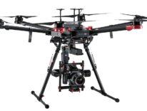 DJI e Hasselblad presentano il primo kit drone con fotocamera da 100 megapixel