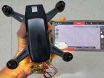 Spark a nudo in foto e video, sarà il nuovo mini drone DJI per i selfie?
