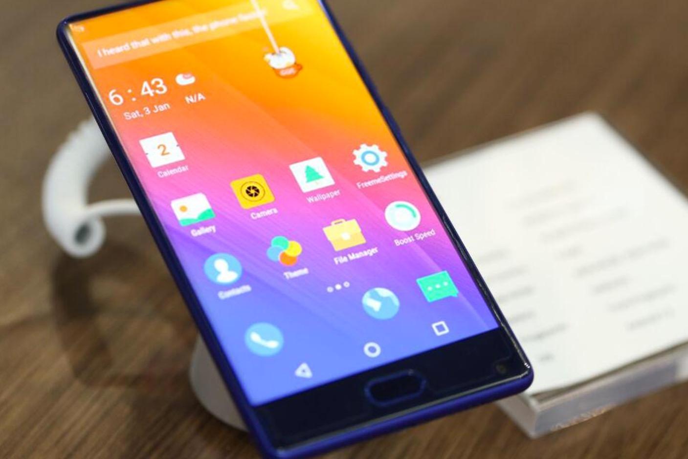 Doogee Mix contro Xiaomi Mi Mix: i due smartphone senza ...