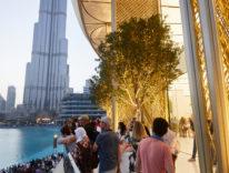 Apple pubblica foto e video dell'apertura del nuovo Apple Dubai Mall