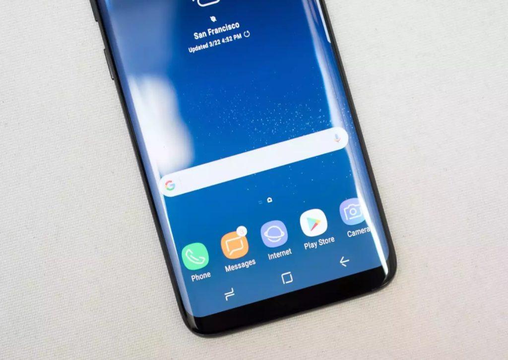 Problemi Galaxy S8 i pixel dello schermo si bruciano