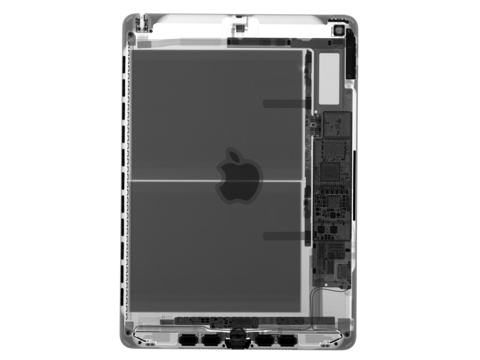 iPad 2017 riparabile