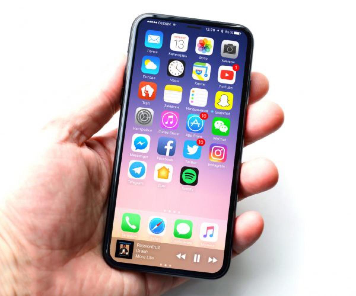 iPhone 8 due batterie