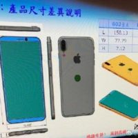 schema tecnico iphone 8