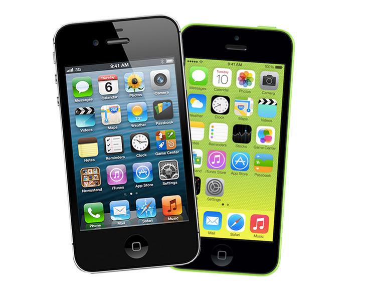 iPhone 5 e 5c