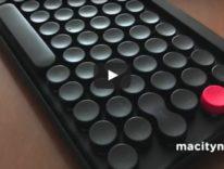 Macitynet fa l'unpacking della tastiera wireless Lofree