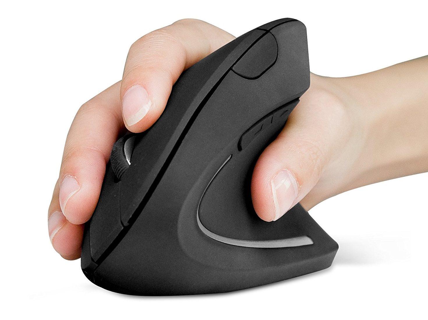 Risultati immagini per mouse verticale