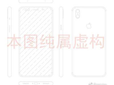 schema di iPhone 8