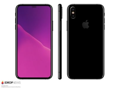 secondo prototipo iPhone 8 6