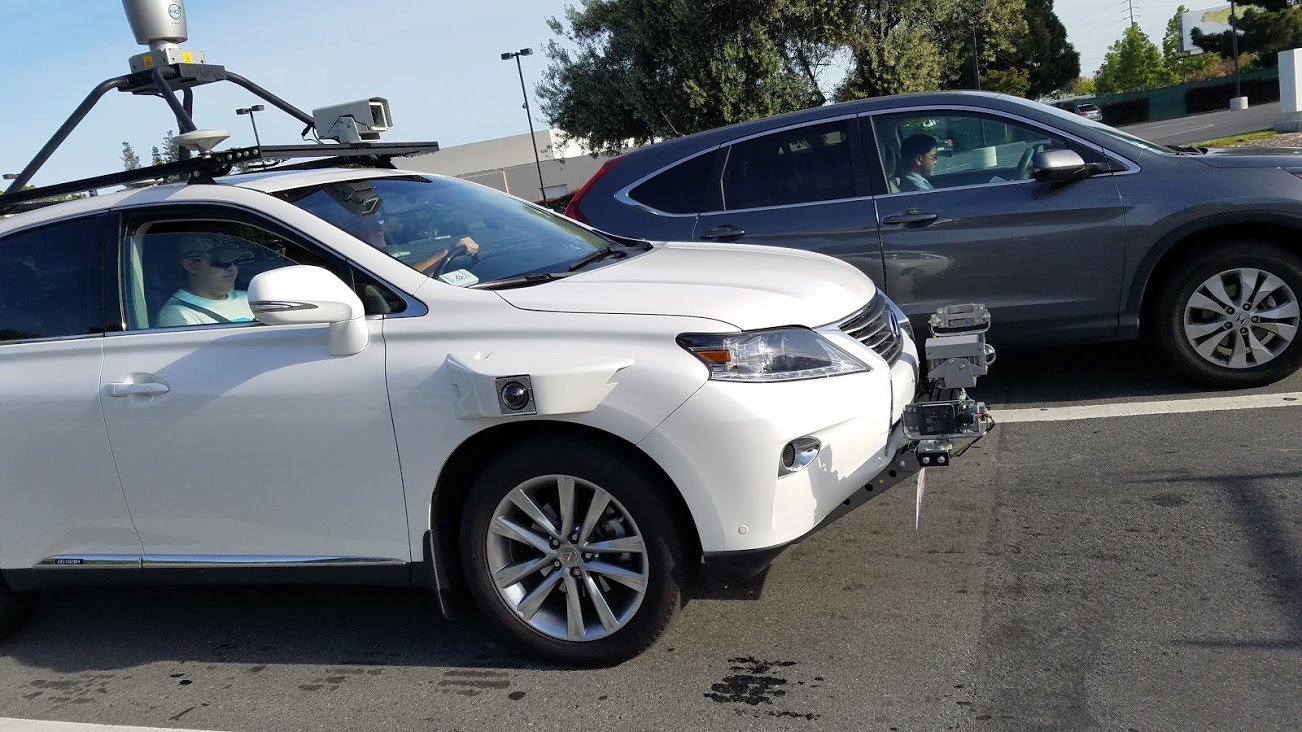 auto apple autonoma