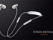 V-Moda Forza Metallo Wireless, gli auricolari estremi con look personalizzabile