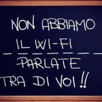 wifi ristorante