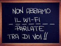 No WiFi, No party: un milione di italiani va al ristorante solo se c'è il WiFi