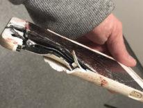 Un iPhone ha salvato una donna nell'attentato di Manchester