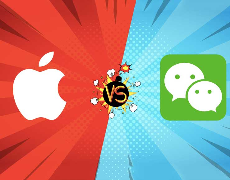 Apple Vs WeChat