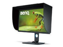 BenQ SW320, sbarca in Italia il monitor per fotografi 4K certificato Technicolor