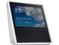 Amazon Echo, in arrivo versione con touchscreen?