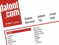 Hackerato il sito DaFont, a rischio migliaia di account
