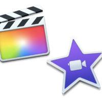 Final Cut e iMovie