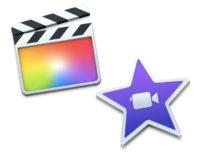 Aggiornamenti per iMovie e Final Cut Pro
