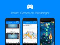 Facebook Instant Games, i giochi istantanei arrivano per tutti su Messenger