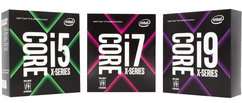 Intel Core X-series family