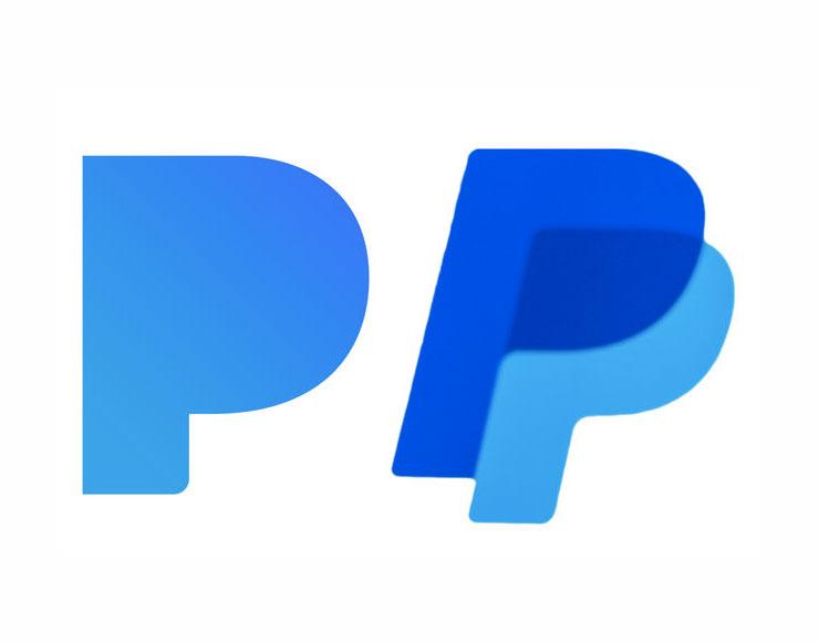 Logo Pandora e PayPal