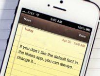 Le note iOS cancellate non lo sono veramente?