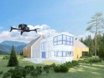 Non solo hobby: i droni Parrot pronti per lavorare in edilizia e agricoltura