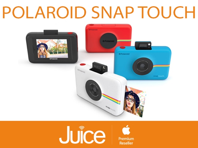 Polaroid Snap Touch juice