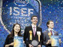 A uno studente tedesco il primo premio dell'Intel International Science and Engineering Fair 2017