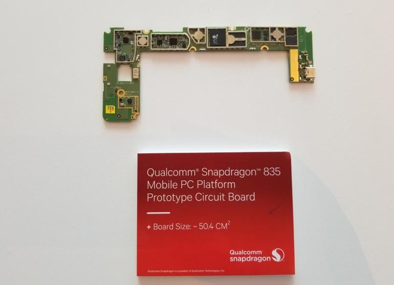 ARM Windows  Snapdragon 835 Mobile PC