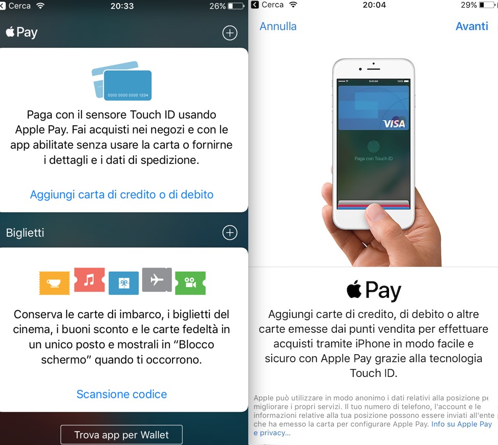 apple pay in italia - come usare apple pay