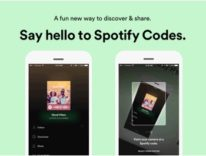 Spotify Codes 1