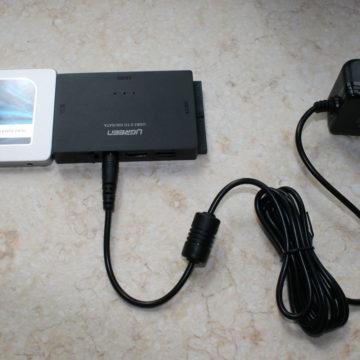 Collegamento di una unità SSD