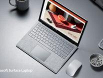Microsoft Surface Laptop con Windows 10 S sfida MacBook e Chromebook