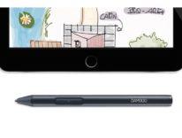 Wacom Bamboo Sketch, la penna digitale per scrivere e disegnare su iPhone e iPad
