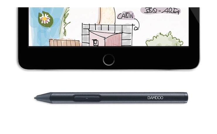 Wacom Bamboo Sketch icon 740 3