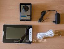 Recensione videocitofono KKmoon, impermeabile e si installa in pochi minuti