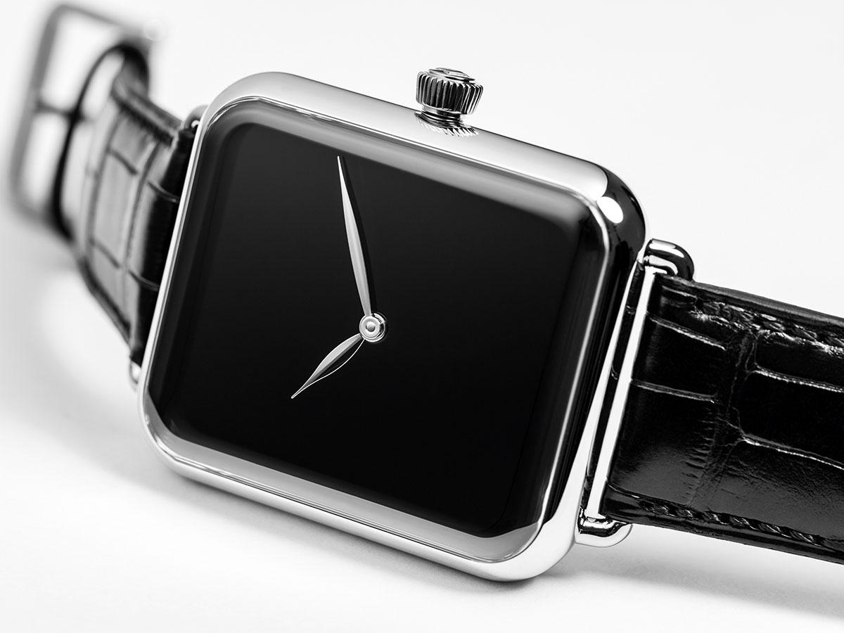 Alp Watch è il clone di Apple Watch 100% meccanico 100% ...